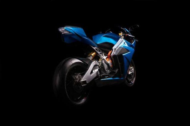 Lightning Strike Electric Motorcycle (4)