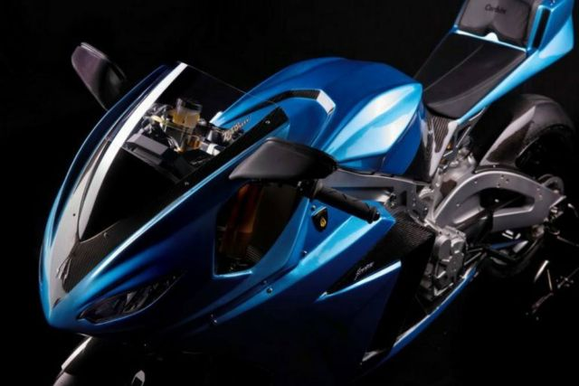 Lightning Strike Electric Motorcycle (3)