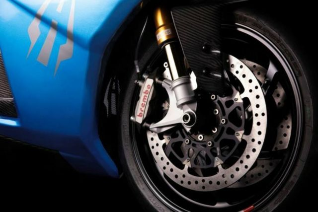 Lightning Strike Electric Motorcycle (2)