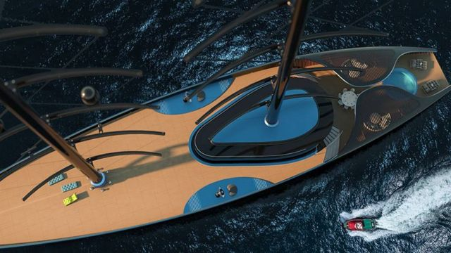 'Osseo' Luxury performance Sailing Yacht concept (6)
