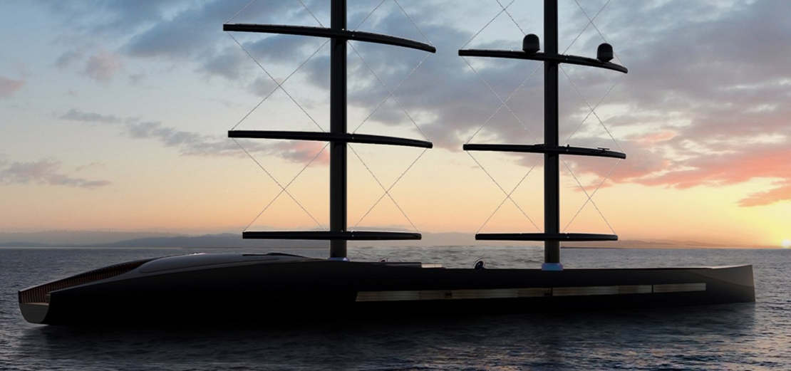 'Osseo' Luxury performance Sailing Yacht concept (1)