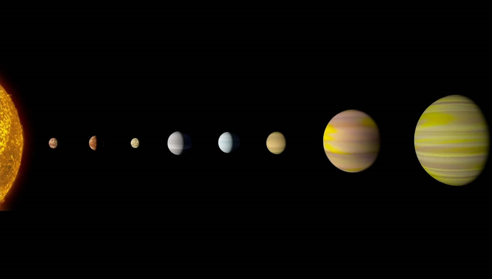 Our Solar System Is Weirder Than You'd Think