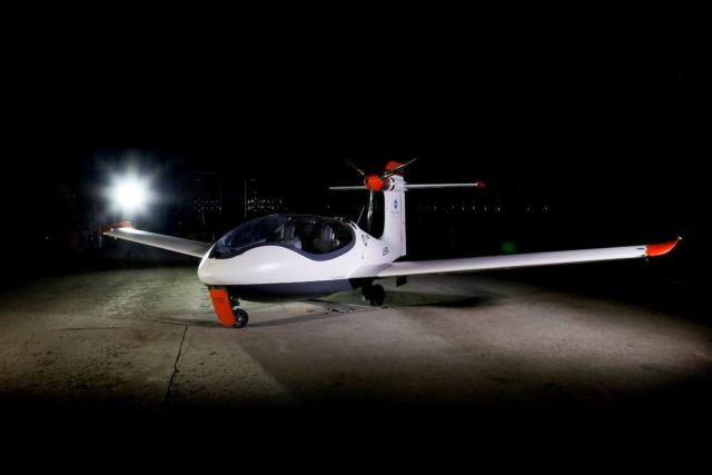 P2 Xcursion Amphibious hybrid aircraft First flight