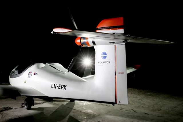 P2 Xcursion Amphibious hybrid aircraft First flight (3)