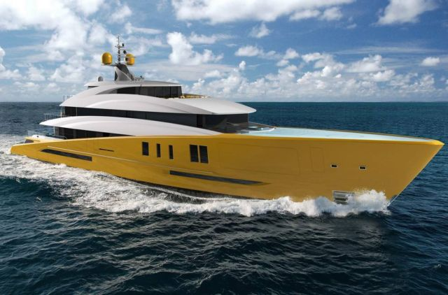 Project Next 62m superyacht