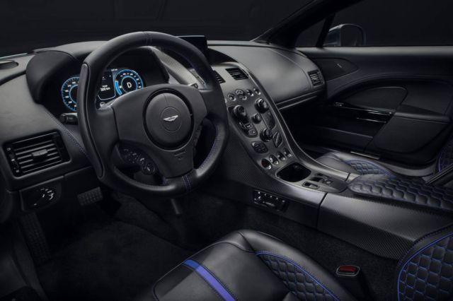 Rapide E the first electric Aston Martin (8)