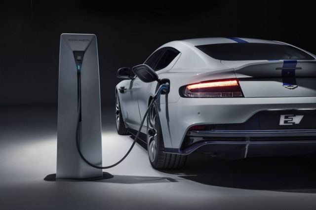 Rapide E the first electric Aston Martin (7)