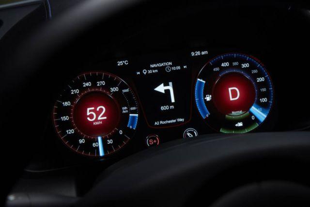 Rapide E the first electric Aston Martin (6)