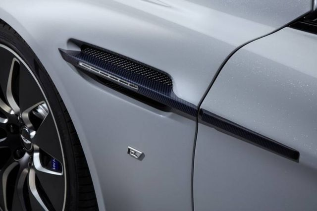 Rapide E the first electric Aston Martin (3)
