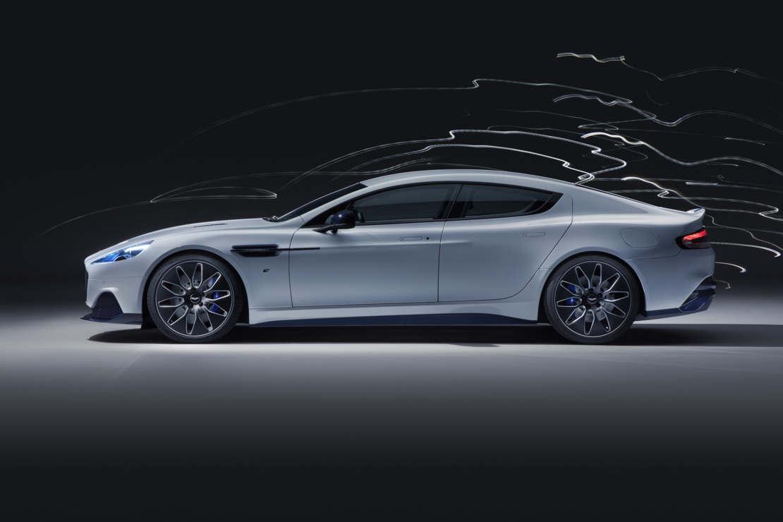 Rapide E the first electric Aston Martin (1)
