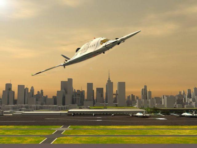 SZZ 'Superb ZunZún' Supersonic business Jet (12)