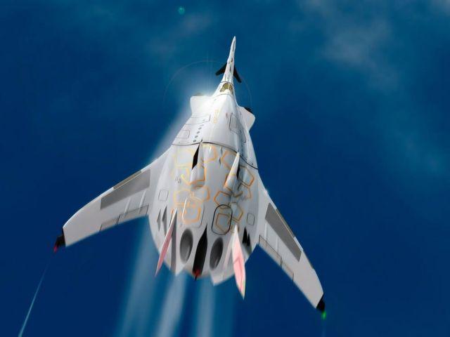 SZZ 'Superb ZunZún' Supersonic business Jet (11)