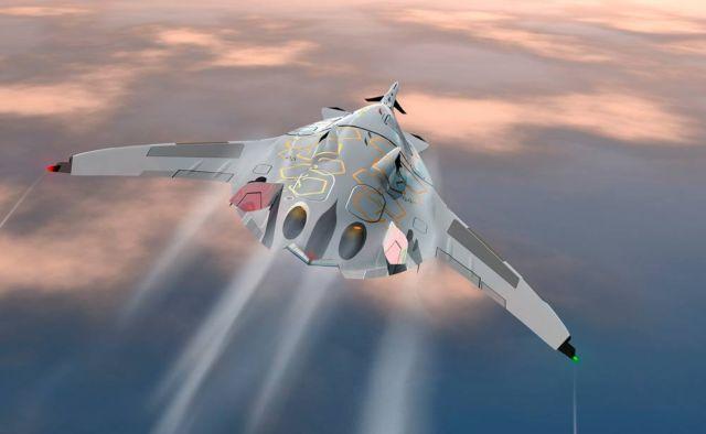 SZZ 'Superb ZunZún' Supersonic business Jet (9)