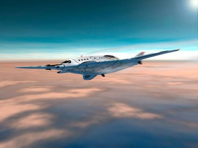 SZZ 'Superb ZunZún' Supersonic business Jet (8)