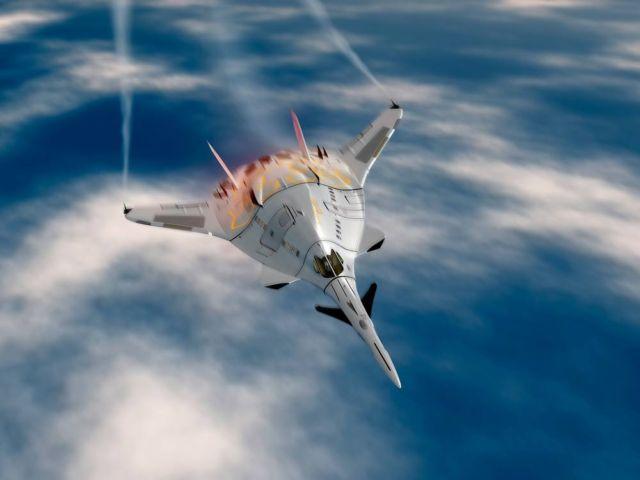 SZZ 'Superb ZunZún' Supersonic business Jet (7)