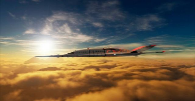 SZZ 'Superb ZunZún' Supersonic business Jet (21)