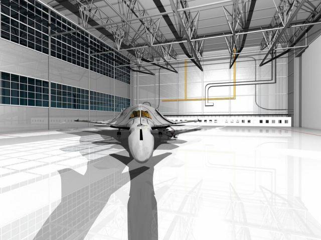 SZZ 'Superb ZunZún' Supersonic business Jet (18)