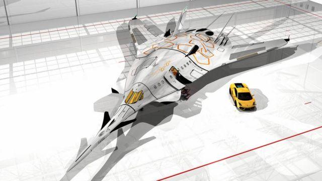 SZZ 'Superb ZunZún' Supersonic business Jet (16)