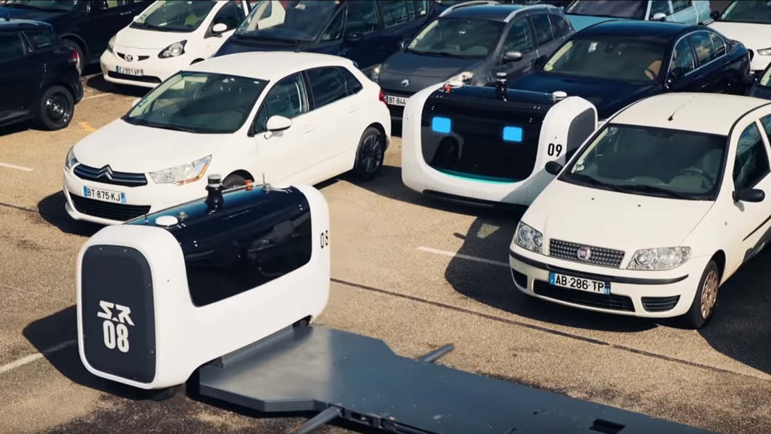 Stan reinvents Parking at Lyon Airport