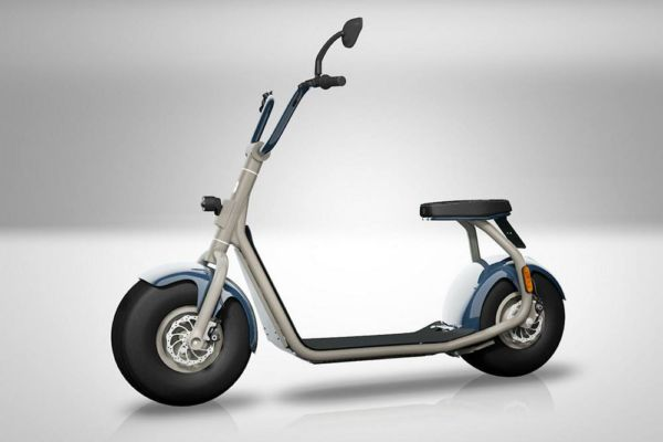 The minimal Scrooser electric scooter (6)