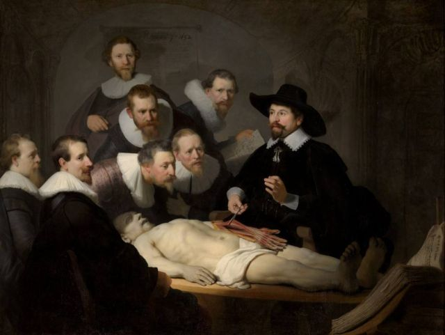 Augmented Reality will take you inside Rembrandt's famous Painting
