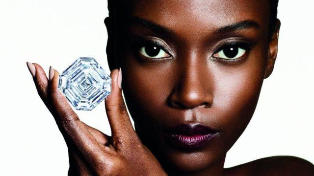 World's Largest Square Emerald Cut Diamond