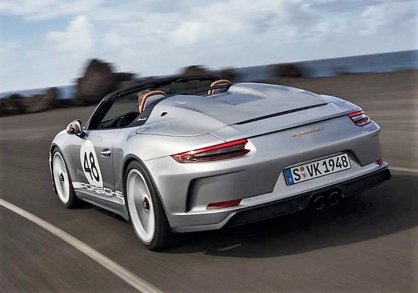 2019 Porsche 911 Speedster (12)