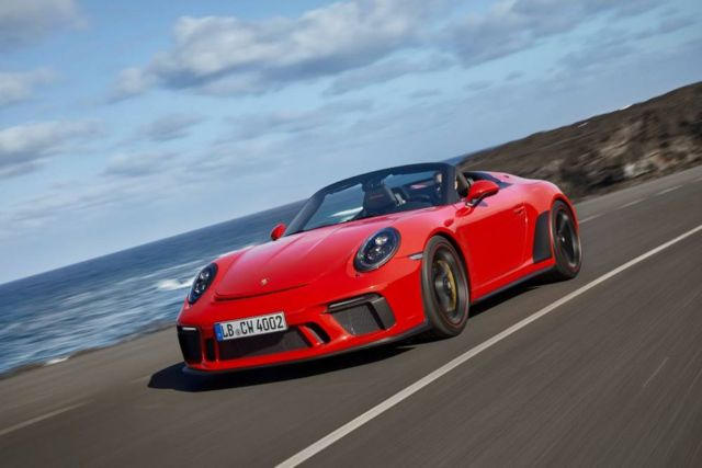 2019 Porsche 911 Speedster (11)