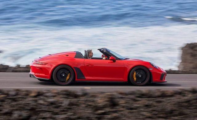 2019 Porsche 911 Speedster (8)