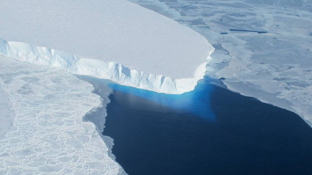 A quarter of Glacier Ice in Antarctica is Unstable