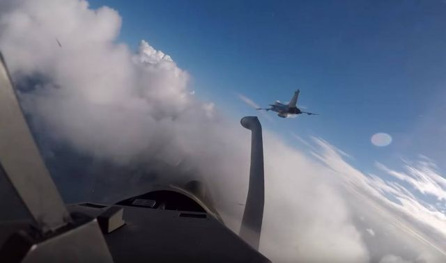 French Air Force Rafale Jets