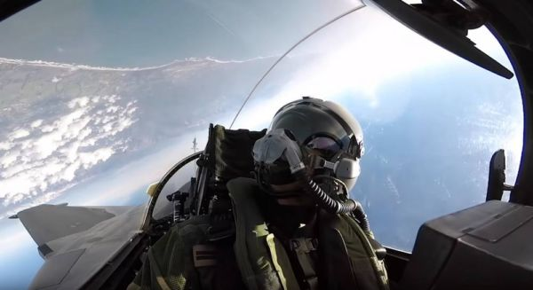 French Air Force Rafale Jets (3)
