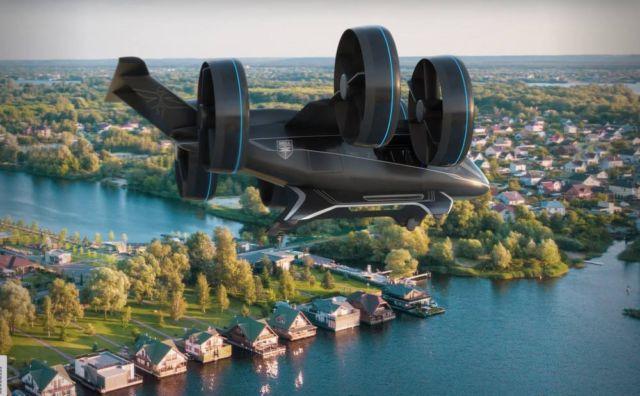 Bell Nexus Flying Taxi