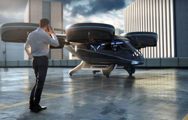 Bell Nexus Flying Taxi (3)