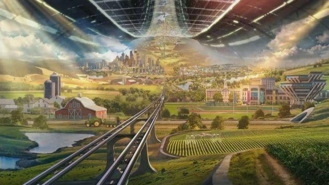 Blue Origin Self-sustaining Habitats in Space (4)
