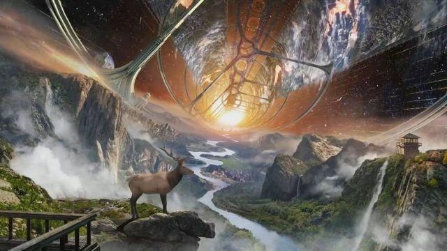 Blue Origin Self-sustaining Habitats in Space (3)