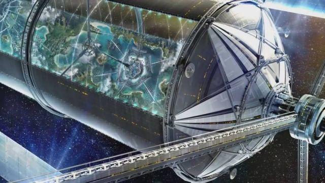 Blue Origin Self-sustaining Habitats in Space (1)