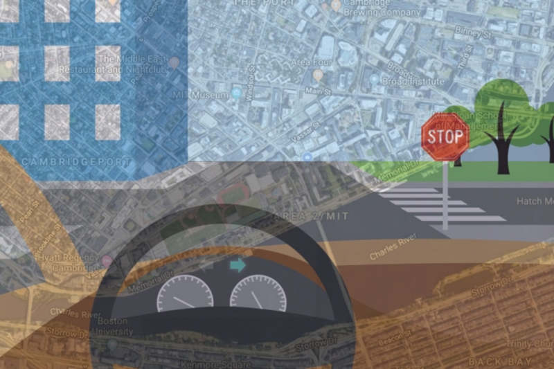 Bringing human-like Navigation to Driverless car