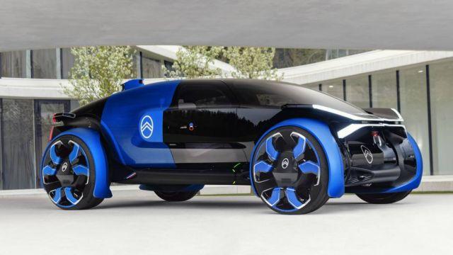 Citroen 19_19 Concept crossover EV (12)