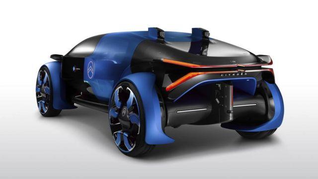 Citroen 19_19 Concept crossover EV (2)
