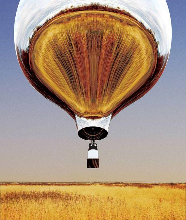 New Horizon Mirrored Hot Air Balloon (2)