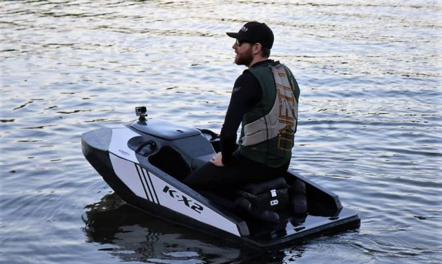 Kymera Personal Watercraft