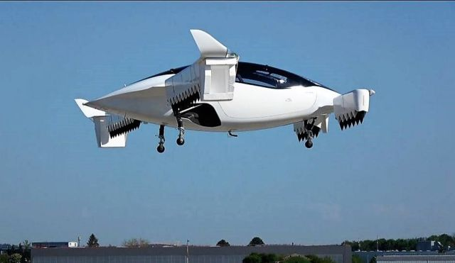 Lilium electric Air Taxi