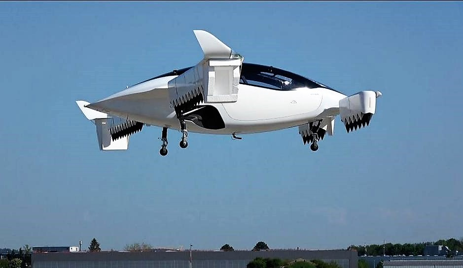 Lilium electric Air Taxi (6)