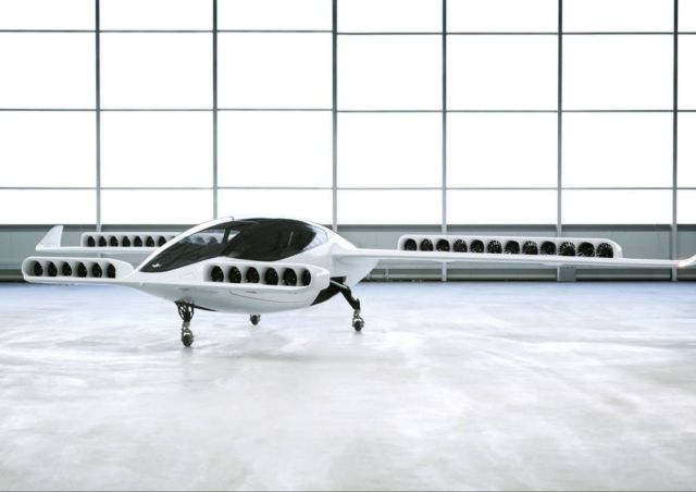 Lilium electric Air Taxi (5)