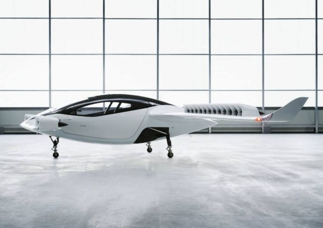 Lilium electric Air Taxi (3)