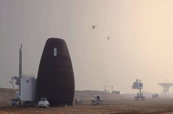 MARSHA Mars Habitat (7)
