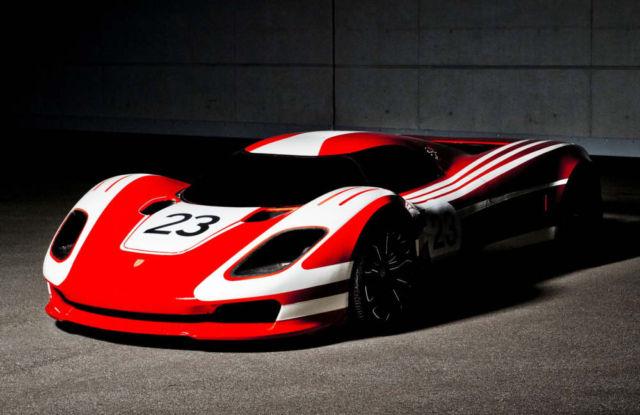 Porsche 917 Concept racecar