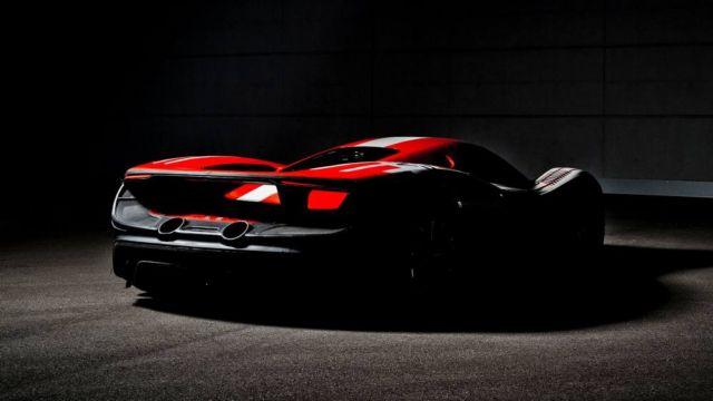 Porsche 917 Concept racecar (2)