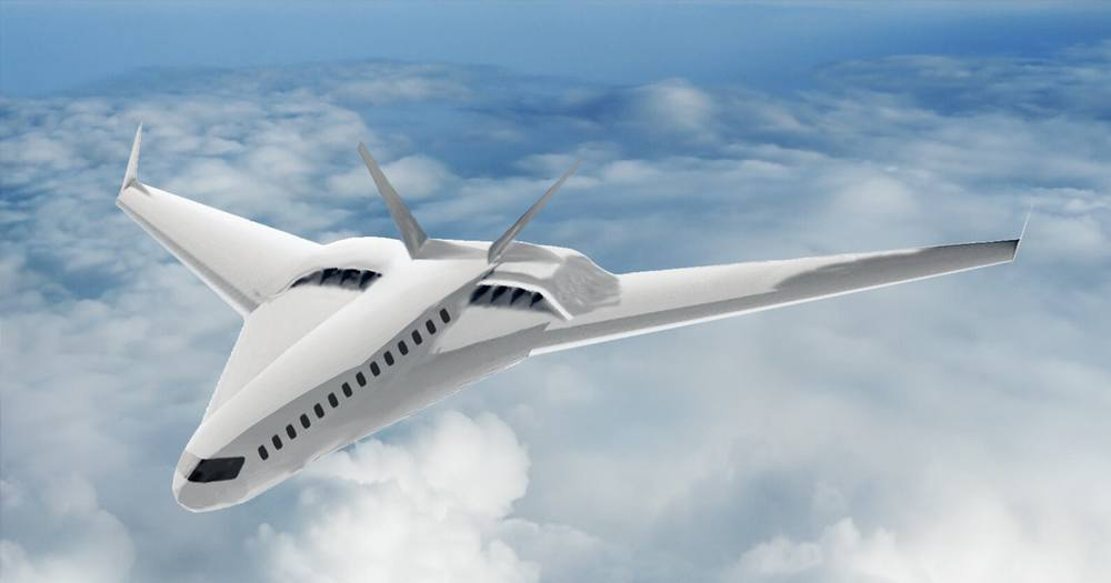 NASA is designing the first All-Electric Airliner